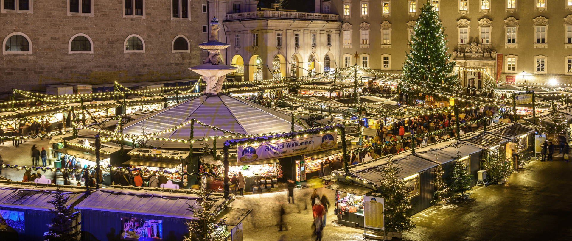 Salzburg Christmas Market 2019 Christmas market in Salzburg   Package for your Salzburg stay