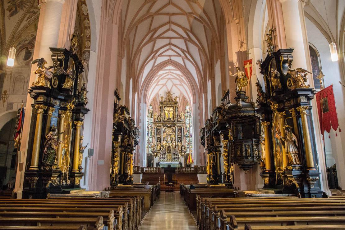 Saint Michael's Cathedral, Mondsee