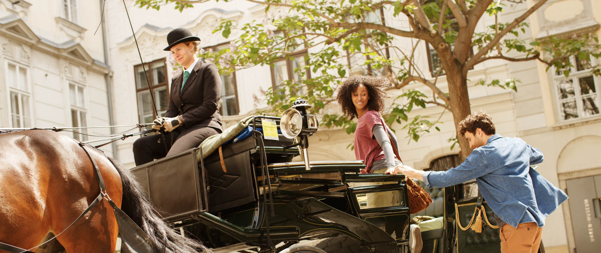 Viennas Horse Drawn Carriages Package For Your Short Trip