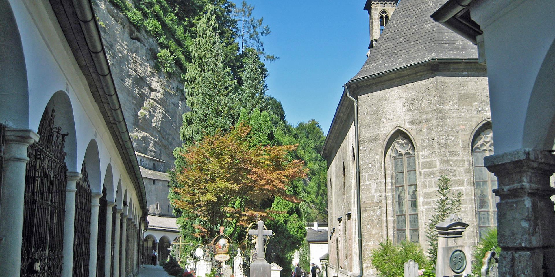 Stift St Peter Salzburg