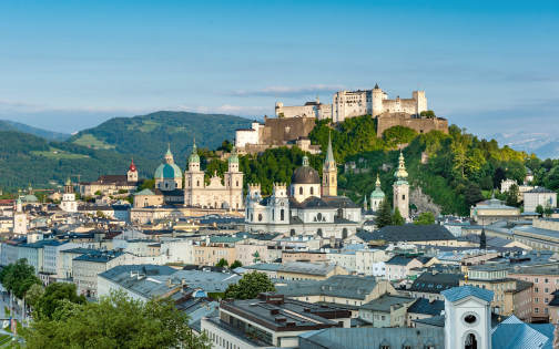 Book your sightseeing tour in and around Salzburg