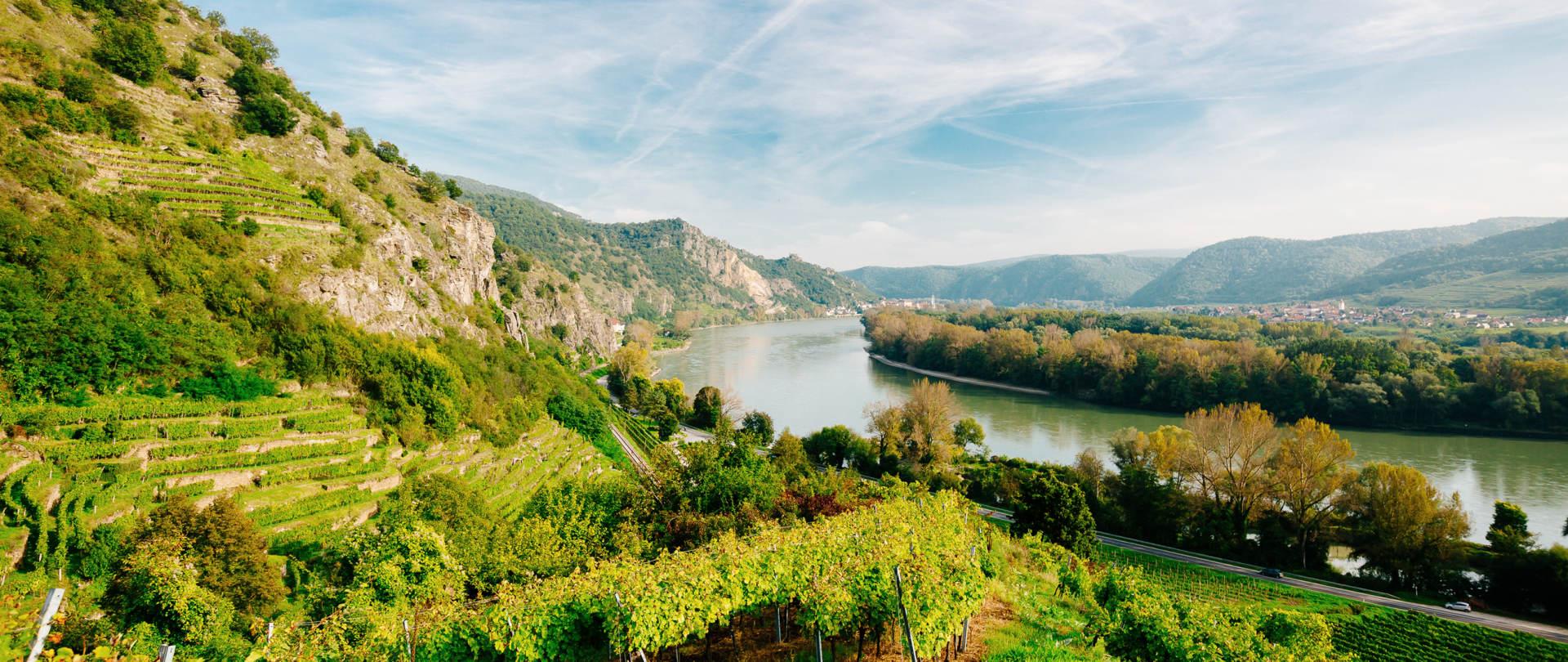 Wachau Karte Donau.Wachau Tour Inklusive Stift Melk
