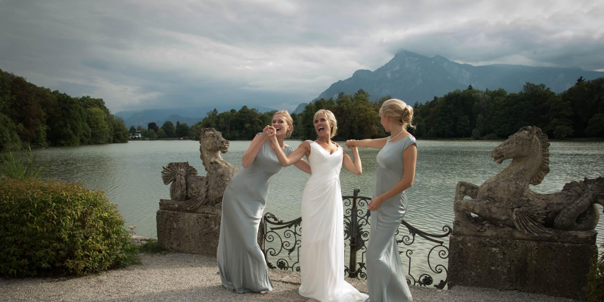 Your tailor-made dream wedding in Salzburg