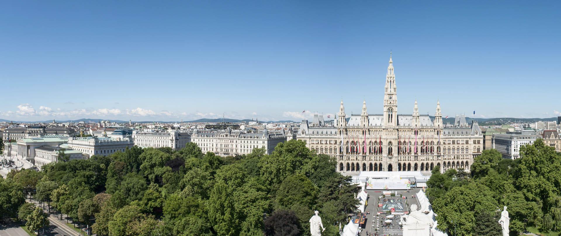 Die Wichtigsten Wiener Sehenswürdigkeiten Panorama Tours