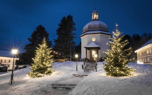 Stille Nacht Heilige Nacht Tour Zu Weihnachten Nach Oberndorf