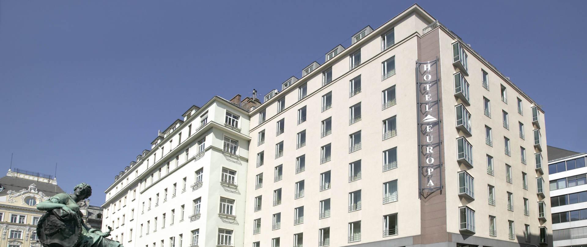 Austria Trend Hotel Europa Wien Hotel In Wien